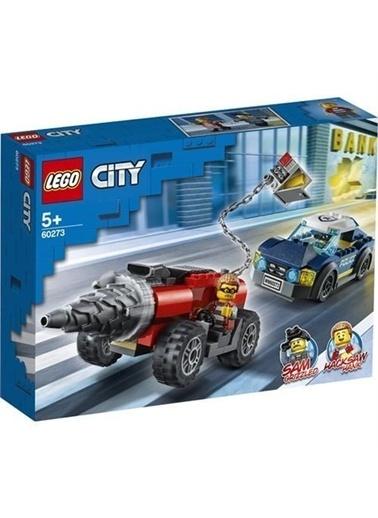 Lego Lego City Elit Polis Delici Takibi 60273 Renkli